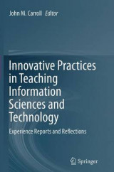 Omslag - Innovative Practices in Teaching Information Sciences and Technology