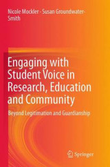 Omslag - Engaging with Student Voice in Research, Education and Community