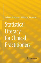 Omslag - Statistical Literacy for Clinical Practitioners