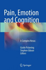Omslag - Pain, Emotion and Cognition