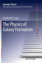 Omslag - The Physics of Galaxy Formation