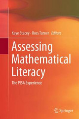 Omslag - Assessing Mathematical Literacy