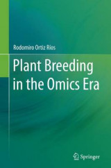 Omslag - Plant Breeding in the Omics Era