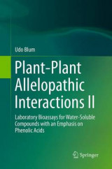 Omslag - Plant-Plant Allelopathic Interactions II