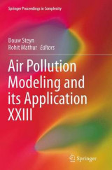 Omslag - Air Pollution Modeling and its Application: 22