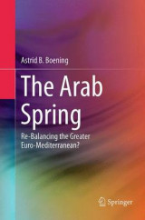 Omslag - The Arab Spring