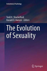 Omslag - The Evolution of Sexuality