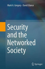 Omslag - Security and the Networked Society