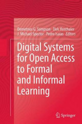 Omslag - Digital Systems for Open Access to Formal and Informal Learning