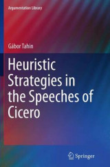 Omslag - Heuristic Strategies in the Speeches of Cicero