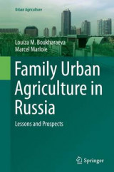 Omslag - Family Urban Agriculture in Russia