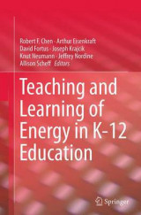 Omslag - Teaching and Learning of Energy in K - 12 Education