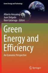 Omslag - Green Energy and Efficiency