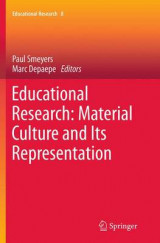 Omslag - Educational Research: Material Culture and its Representation