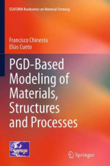 Omslag - PGD-Based Modeling of Materials, Structures and Processes