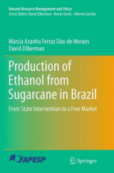 Omslag - Production of Ethanol from Sugarcane in Brazil