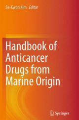 Omslag - Handbook of Anticancer Drugs from Marine Origin