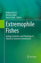 Omslag - Extremophile Fishes