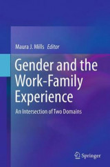 Omslag - Gender and the Work-Family Experience