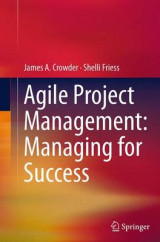 Omslag - Agile Project Management: Managing for Success