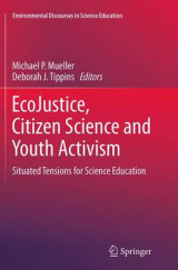 Omslag - Ecojustice, Citizen Science and Youth Activism