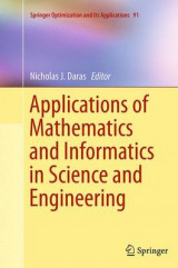 Omslag - Applications of Mathematics and Informatics in Science and Engineering