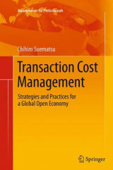 Omslag - Transaction Cost Management