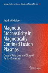 Omslag - Magnetic Stochasticity in Magnetically Confined Fusion Plasmas