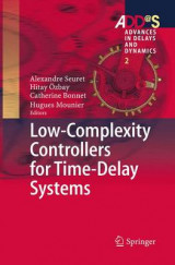 Omslag - Low-Complexity Controllers for Time-Delay Systems