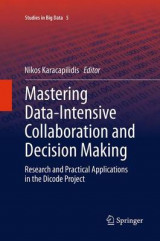 Omslag - Mastering Data-Intensive Collaboration and Decision Making