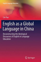 Omslag - English as a Global Language in China