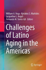 Omslag - Challenges of Latino Aging in the Americas