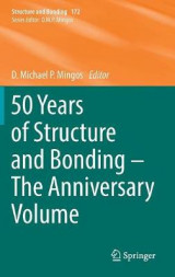 Omslag - 50 Years of Structure and Bonding 2017