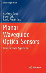 Omslag - Planar Waveguide Optical Sensors 2016
