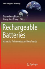 Omslag - Rechargeable Batteries