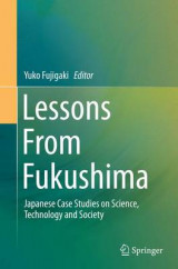 Omslag - Lessons from Fukushima