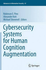 Omslag - Cybersecurity Systems for Human Cognition Augmentation