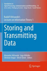 Omslag - Storing and Transmitting Data