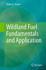 Omslag - Wildland Fuel Fundamentals and Applications