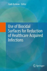 Omslag - Use of Biocidal Surfaces for Reduction of Healthcare Acquired Infections