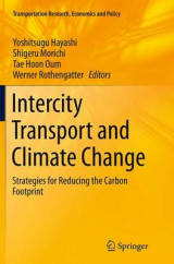 Omslag - Intercity Transport and Climate Change