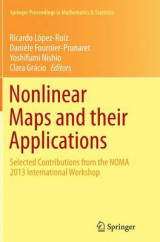 Omslag - Nonlinear Maps and Their Applications