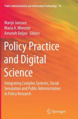 Omslag - Policy Practice and Digital Science