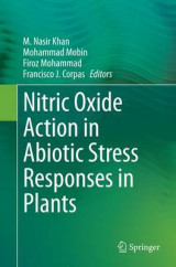 Omslag - Nitric Oxide Action in Abiotic Stress Responses in Plants