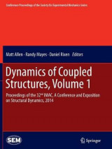 Omslag - Dynamics of Coupled Structures: Volume 1
