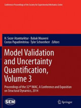 Omslag - Model Validation and Uncertainty Quantification: Volume 3