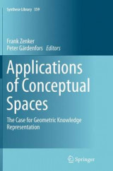 Omslag - Applications of Conceptual Spaces