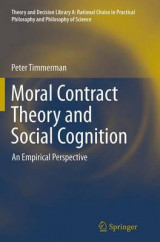 Omslag - Moral Contract Theory and Social Cognition