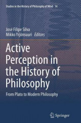 Omslag - Active Perception in the History of Philosophy