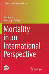 Omslag - Mortality in an International Perspective